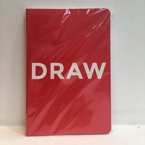 Octagon Draw/Write Notebook