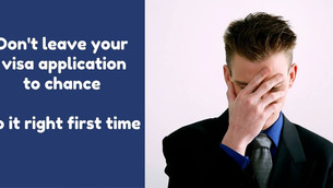 Don't leave your application to chance!