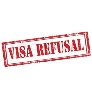 Has your visa been refused?