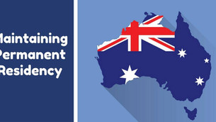 Maintaining Permanent Residency