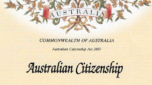 Australian Government has 3 days to pass Citizenship Changes