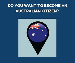 Do you want to become an Australian Citizen?