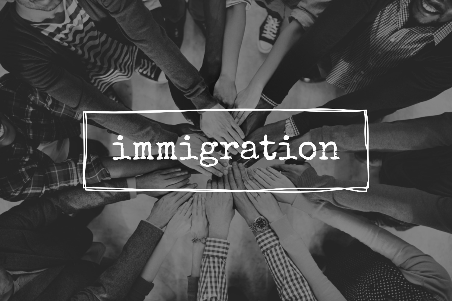 Immigration Immigrants Migrate Move Aboard Concept_edited
