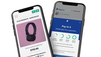 """""""PayPal Pay in 4"""" coraz popularniejszy wśród Millenialsów"""