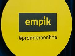 Empik stawia na rozwój formatów online. mBank został partnerem cyklu spotkań Premiera online