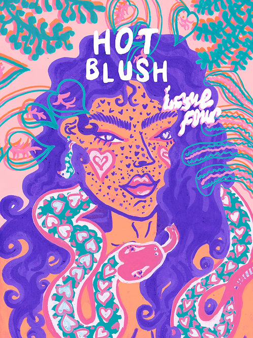 HOT BLUSH ISSUE 4 (COVER BY EMILY KILLOCH)