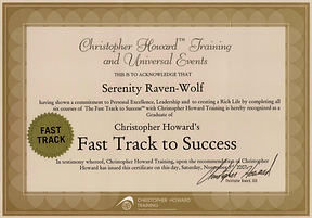 2007: Fast Track To Success | with Christopher Howard Training