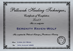 2005: Pellowah Healing: Level 2 | with Linda Benn