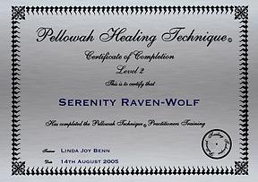 2005: Pellowah Healing: Level 2 | with Linda Benn