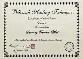 2005: Pellowah Healing: TRAINER | with Kachina Ma'an