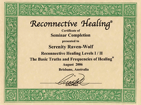 2006: Reconnective Healing: Level 1&2 | with Dr. Eric Pearl