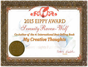 EIPPY Award: Best-Selling Author | with Expert Insights Publishing