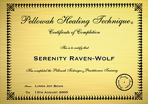 2005: Pellowah Healing: Level 1 | with Linda Benn