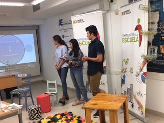 """Los alumnos de 4º de ESO, seleccionados para el concurso """"Emprender en la escuela"""", del Go"""