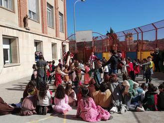 ¡Llegan los medievales a La Purísima!