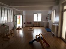 Nueva aula Montessori en nuestro cole.