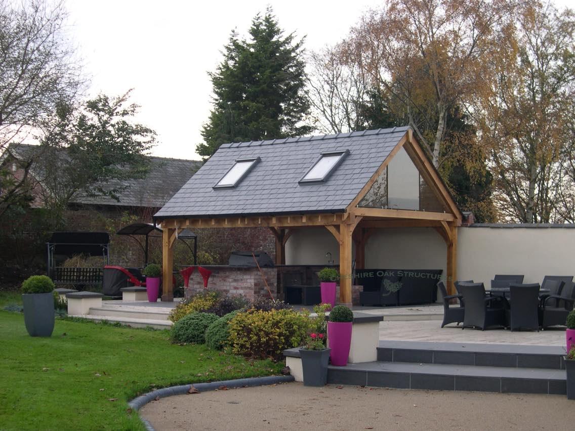 OakFrameCookhouseShropshire