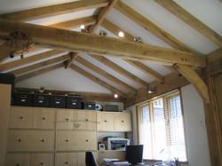 Oak_Frame_Office_Interior_Cheshire