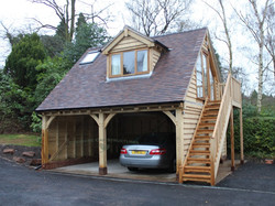 2Bay_OakGaragewithUpstairs_Wirral