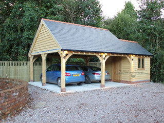 Why Choose Cheshire Oak Structures?