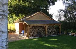 Oak_Frame_Logstore_Cheshire