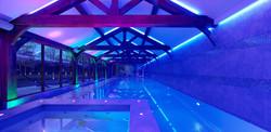 OakFrameSwimmingPoolEnclosureInteriorLightingCheshire