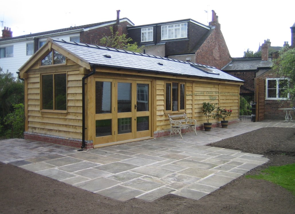 Oak_Frame_Office_Cheshire