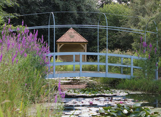 Oak Frame Structures are ideal to enhance outdoor living either with Oak Summerhouses, Cookhouses, G