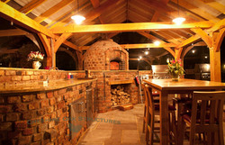 OakFrame_BBQ_Cookhouse_interior_Knutsford