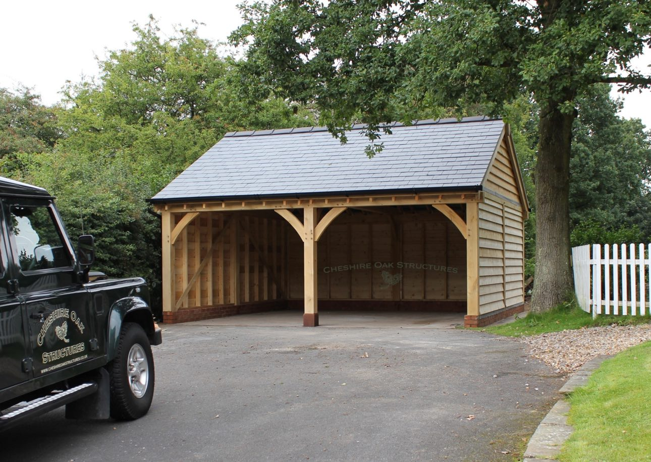 2_Bay_Oak_Frame_Garage_Prestbury