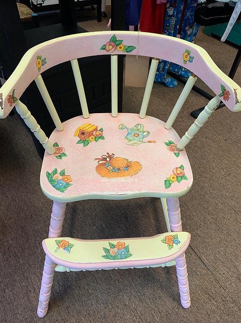 Vintage Child's Chair