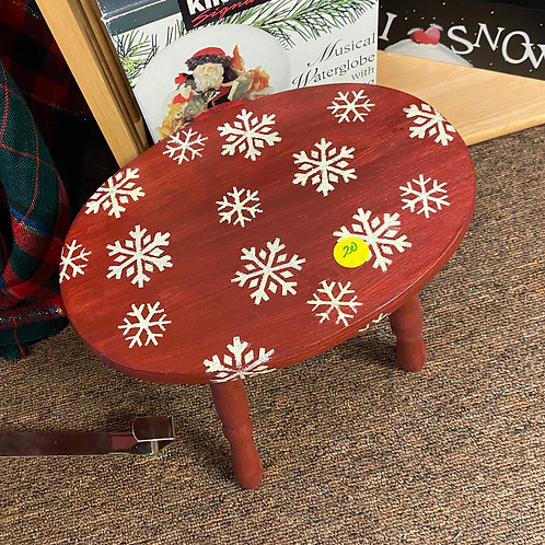 Holiday Stool