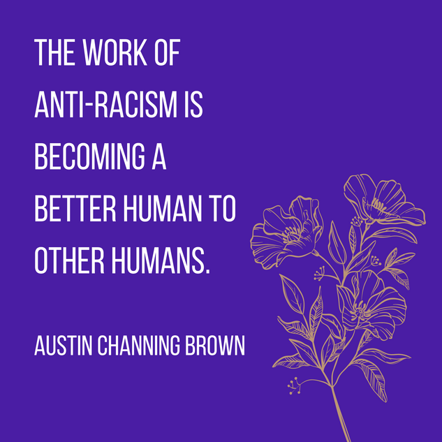 Austin Channing Brown Graphic