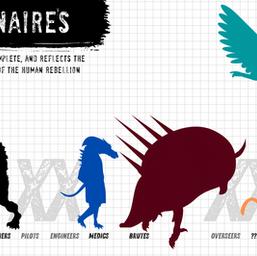 LEGIONNAIRES Graphic