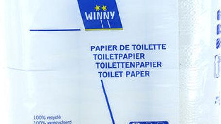 Winny papier wc 2 feuilles 6pc