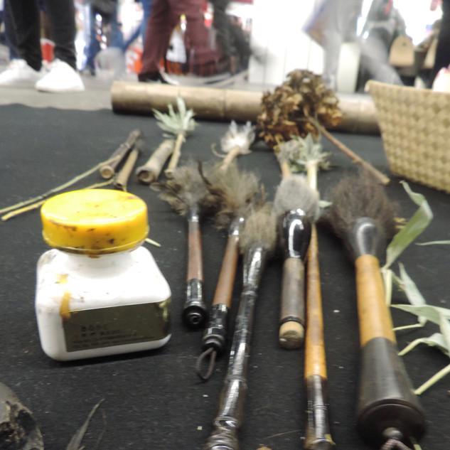 Bokushou Performance - Brushes
