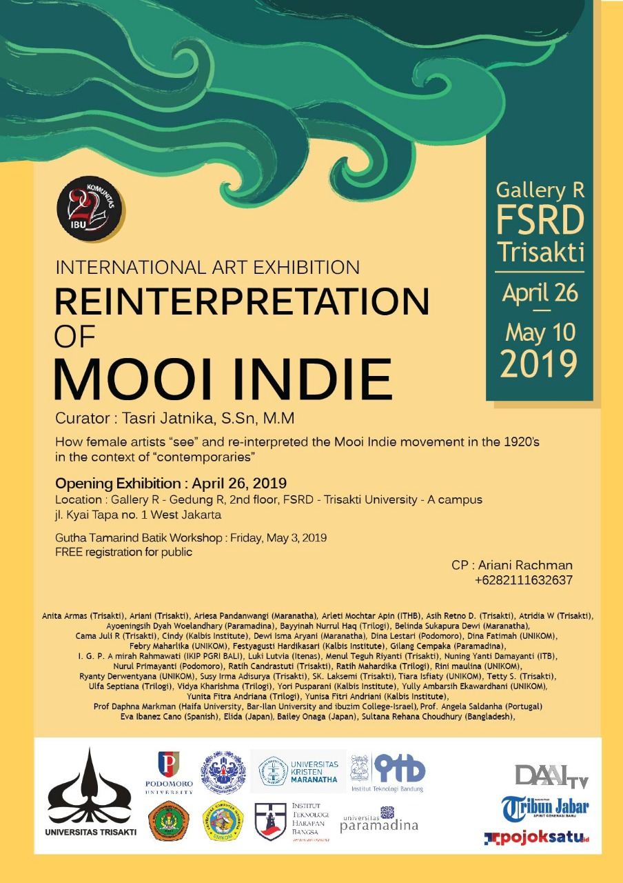 MOOI INDIE EXHIBITION 2019