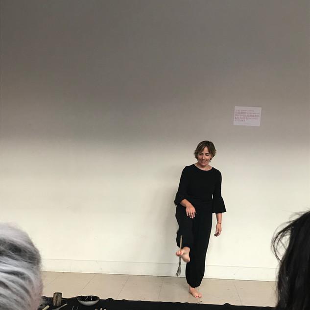 Bokushou Performance Paris