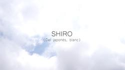 Shiro foto núvol