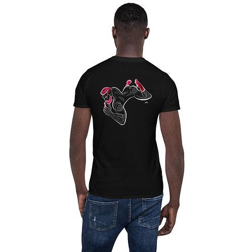 lonniedraws x wyff'r t-shirt