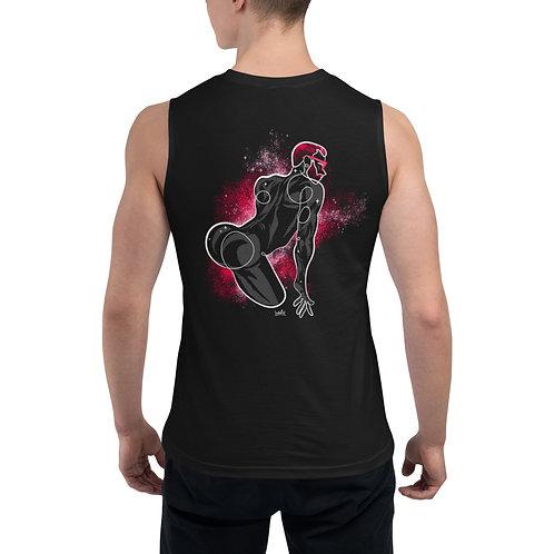 lonniedraws x jose v t-shirt