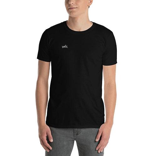 lonniedraws x salxtx logo t-shirt