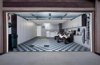 Slate Silver Complete Garage