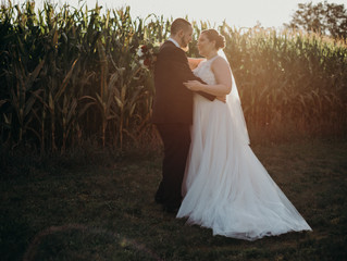 SHANNON + ROLAND | WARM SEPTEMBER WEDDING