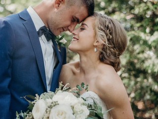 SARA + CODY | ROMANTIC BACKYARD WEDDING