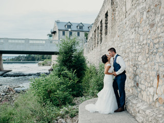 ENOE + COLLIN | SUMMER CAMBRIDGE MILL WEDDING