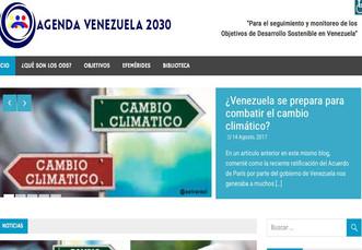 Sinergia crea portal web para el seguimiento de los objetivos de desarrollo sostenible