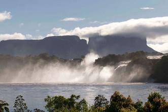 Canaima cumple 55 años de haber sido instaurado Parque Nacional