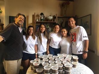 #LosBuenosSomosMás y la Fundación Sonrisas de Esperanza llenan de alegría las calles de Caracas