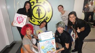 Gold's Gym realizó actividad de voluntariado a beneficio de Fe y Alegría